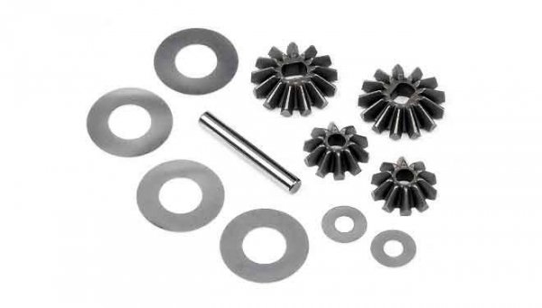 GEAR DIFF BEVEL GEARS ( 13T AND 10T)