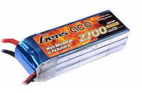 Akumulator Gens Ace: 2700mAh 11.1V 25C Phantom 1
