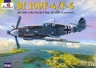 Amodel 72132 1/72 Bf.109F-4/F-6