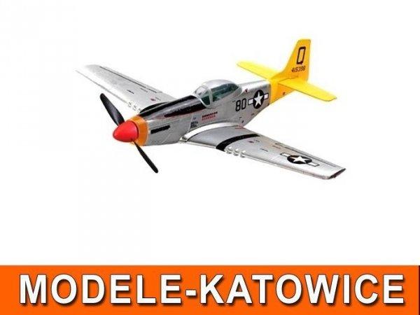 Mini Mustang P-51D 2.4GHz  SAMOLOT RTF