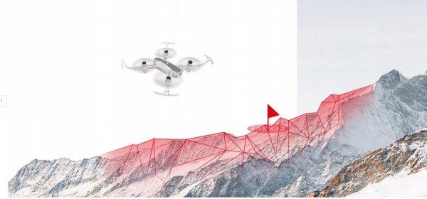 DRON RC SYMA W1PRO 4K 5G WIFI GPS 2 CAM Bezszczotkowy