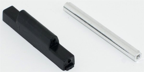 Wsporniki ramy aluminiowej bocznej F645