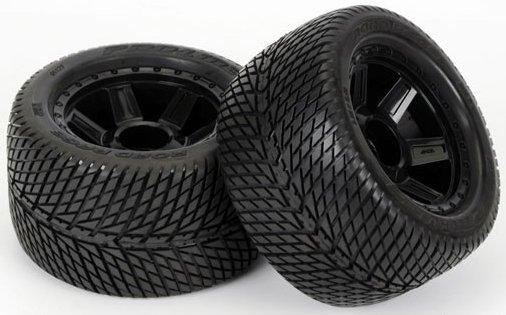 Koła ROAD RAGE 3.8 Desperado Black