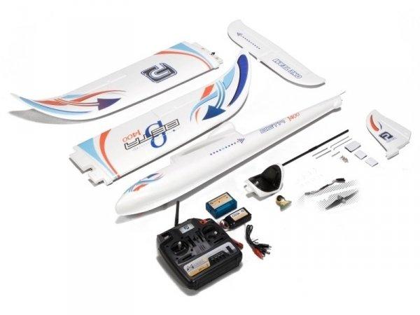 Beta 1400 RTF 2,4GHz - motoszybowiec