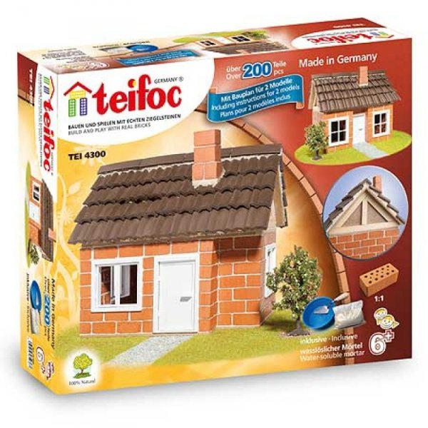 TEIFOC 4300 Cegiełki Willa 2 projekty