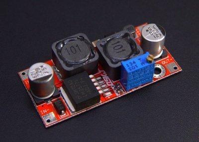 FPV - przetwornica 1A - 3-35V na 1,25-30V - Step-d
