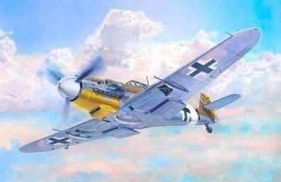 Messerschmitt Bf-109G4R6/trop Schiess C-88