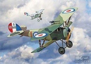RODEN 72061 1/72 Nieuport 27