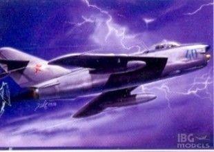 HOBBY BOSS 80336 1/48 MiG-17PF Fresco D