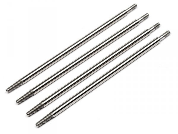 SHOCK SHAFT 3.5x90mm (4pcs) 100950