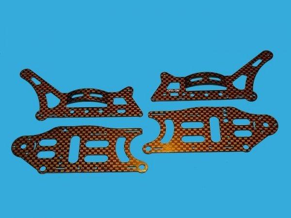 Elementy ramy głównej modelu  FX059  KEHFX5910