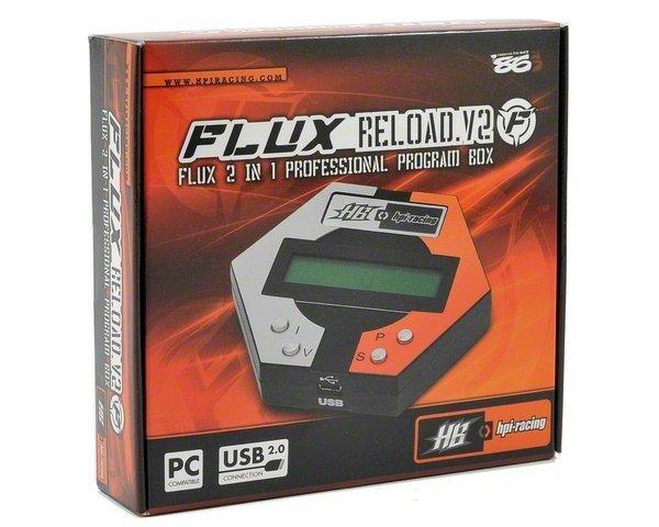 FLUX Reload ESC Program Box V2