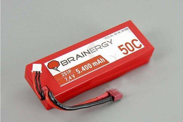 YUKI  Akumulator LiPo  7,4 5400mAh  2S - 50C