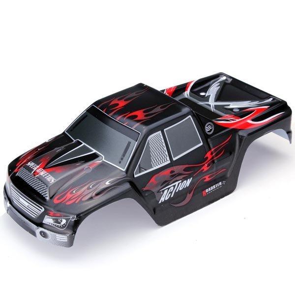 Czerwona Kabina Car Shell Red Wl Toys