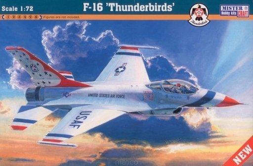 MISTERCRAFT D-35 F16A THUNDERBIRD 1:72