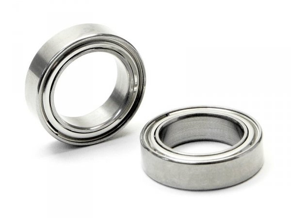 BALL BEARING 10x15x4mm 2pcs B030