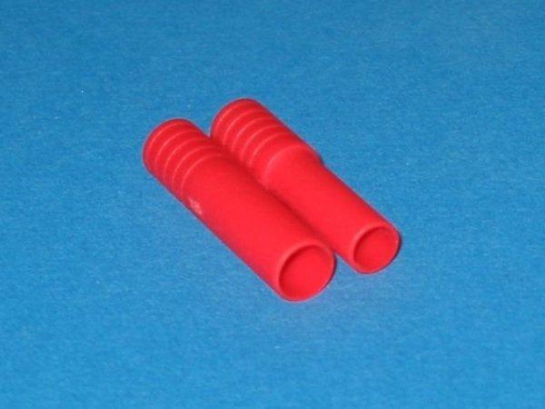 Gold Osłona plastikowa - wtyk O 4.0mm