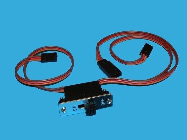 Wyłącznik zasilania 0,25mm2 FUTABA
