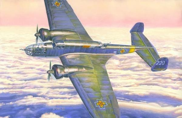 Mistercraft P-37B FARR VVS