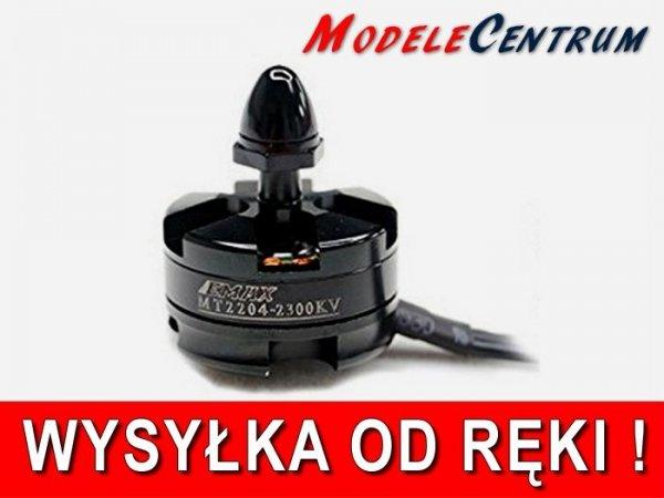 Silnik Emax KV2300 CCW - lewy  czarny