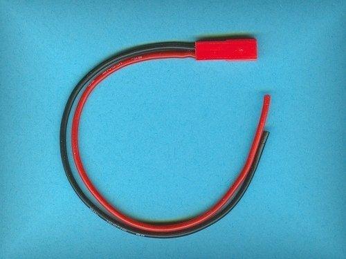 Przewód zasilający z gniazdem BEC (silikon