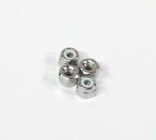 LOCK NUT M2.6 (4pcs) Z661