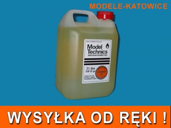 Paliwo Model Technics DURAGLO 5% - 2,5L