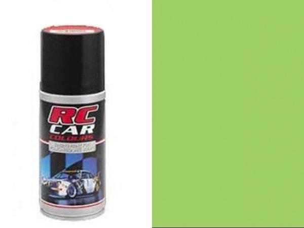 Lakier RC CAR fluo green  do karoserii LRC1008