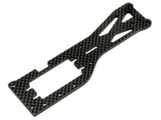 Upper Chassis/Woven Graphite 101113
