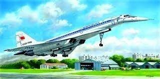 ICM 14402 Tupolev-144D
