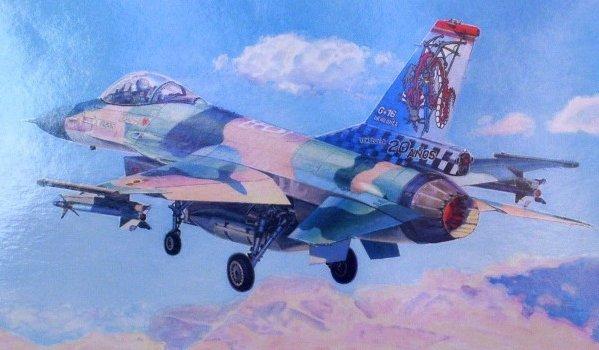 MASTERCRAFT D-34 F-16A BLOCK 15