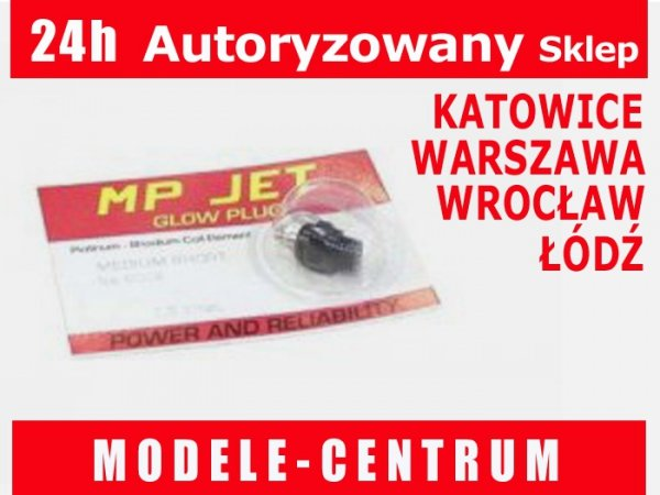 Świeca Cold Short - 6004 ZIMNA   MP-JET