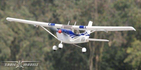 Cessna 182 SkyLane V1 2.4GHz RTF 1400mm (klasa 500