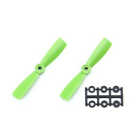 Para śmigieł CW 6045RG HQ Prop bullnose zielone