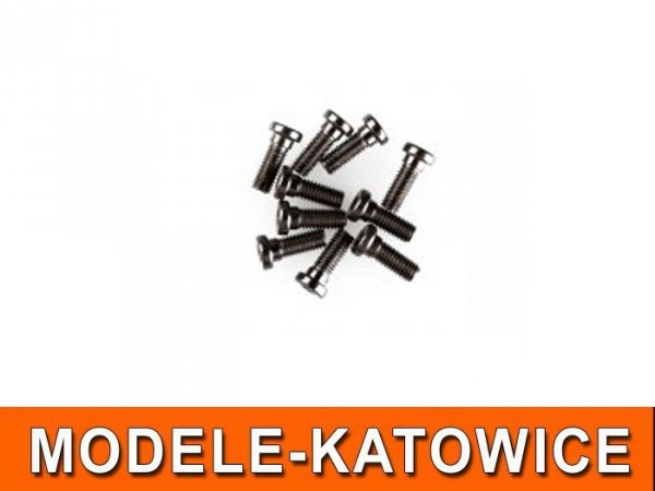 Zestaw Śrub Screw pack M3*8 (10pcs)