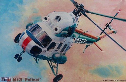 MASTERCRAFT D-153 MI-2 POLIZEI