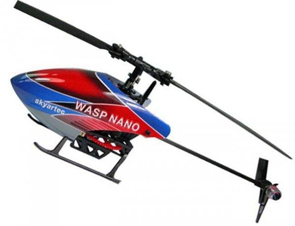 Skyartec: WASP Nano CPX 2.4GHz 3D  AKROBACYJ RTF