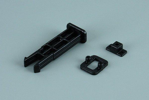 Intruder Cam - mocowanie obudowy ramy modelu