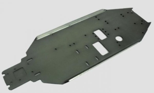 Chassis Plate Rear Part - 10321