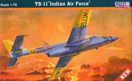 TS-11 Iskra Indian Air Force 1:72