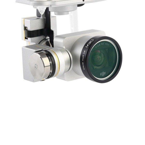 Nakładka wielopowłokowa UV na oryginalny filtr Dji Phantom 3