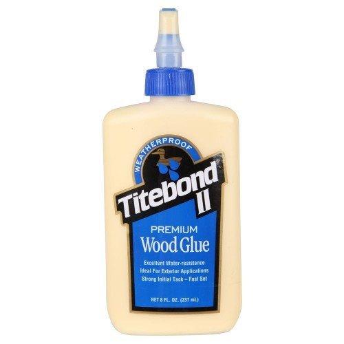 TITEBOND II Premium Wood Glue - Klej do drewna  (237 ml.) Wodoodporny