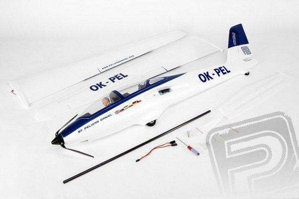 Samolot FOX Motoszybowiec 2300 ARF Pelikan