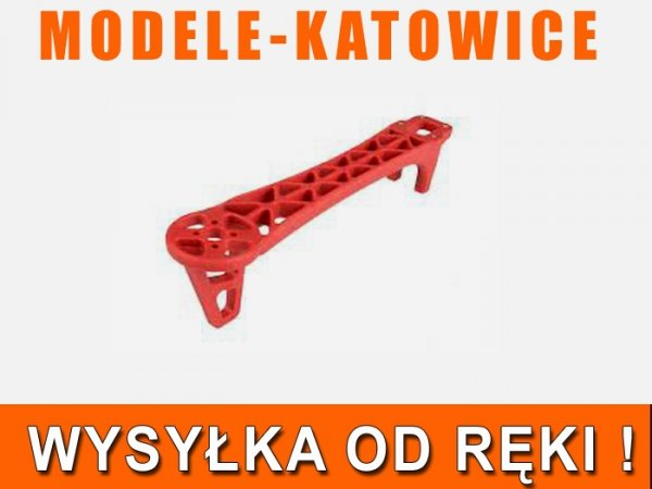 Ramię  F450/F550 frame arm red 1pc
