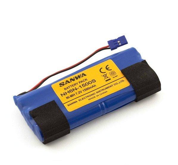 Akumulator Pakiet SANWA NiMH 7,2V 1500 mAh Tx (tuba)