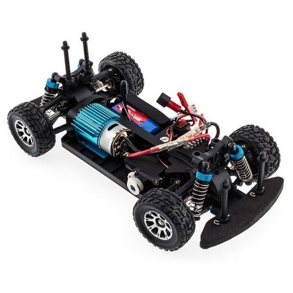 Rajdowy RC 1/18. Wl Toys A949 SZYBKIE 50km/h