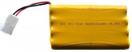 NQD: Akumulator 9.6V 800mAh Land Buster 4WD12