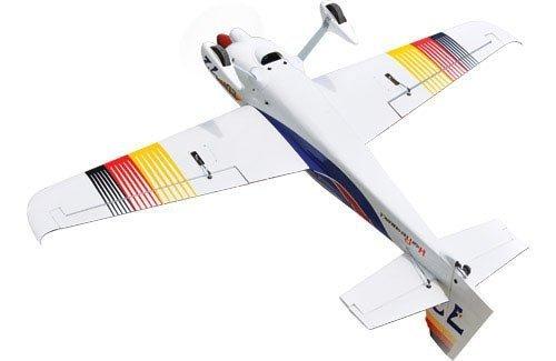 EDGE 540 V3 - Samolot Black Horse