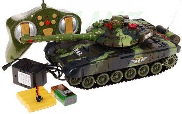 Zdalnie Sterowany czołg War Tank RC