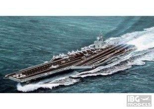 Trumpeter 05753 1/700 USS Dwight Eisenhowe